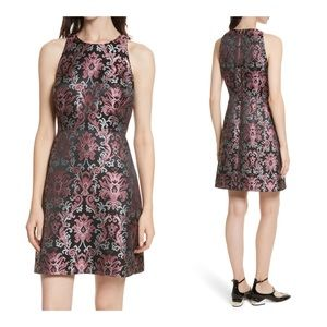 kate spade Dresses - KATE SPADE Tapestry Jacquard Dress 00 NWT